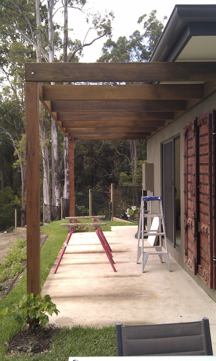 25 Best Ideas About Modern Pergola On Pinterest