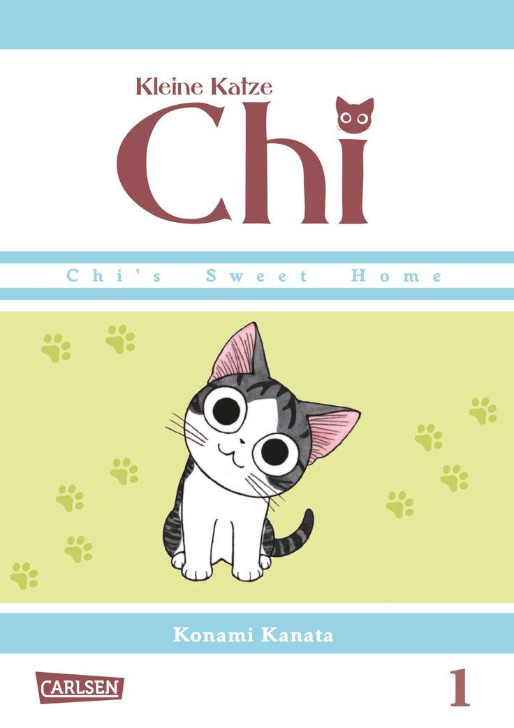 Carlsen Manga! stellte Minicomic zu Kleine Katze Chi vor