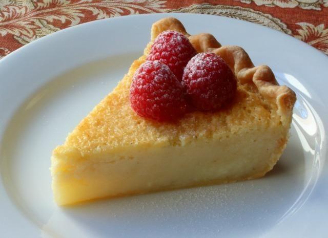 Chef John S Buttermilk Pie Video Buttermilk Pie Buttermilk Pie Recipe Best Pie