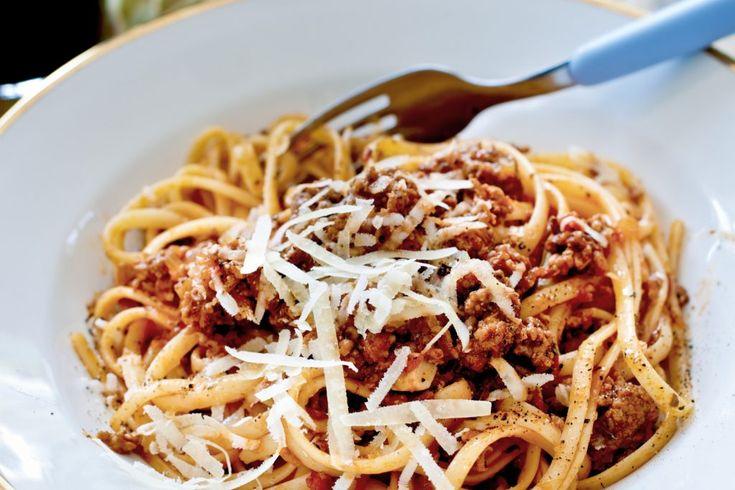 Spaghetti pronto Bolognese