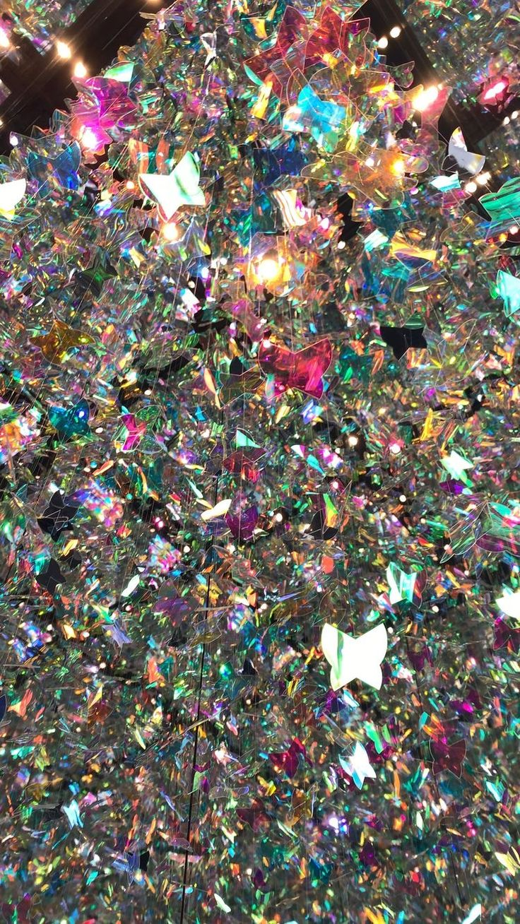 Crystal butterfly 🦋💙🏙 | Sparkle wallpaper, Pink glitter ...