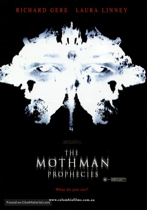 The+Mothman+Prophecies+Australian+movie+poster