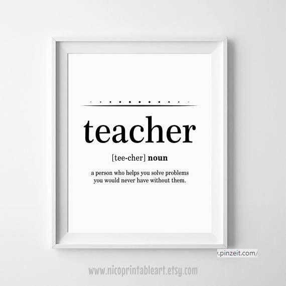 teacher quote art teacher quotes funny teacher gift teacher