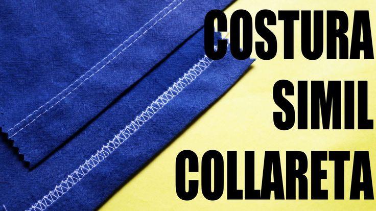 """Las máquinas collaretas también conocidas como """"tapa costuras"""" son ideales a la hora de confeccionar prendas deportivas porque confieren durabilidad, resiste..."""