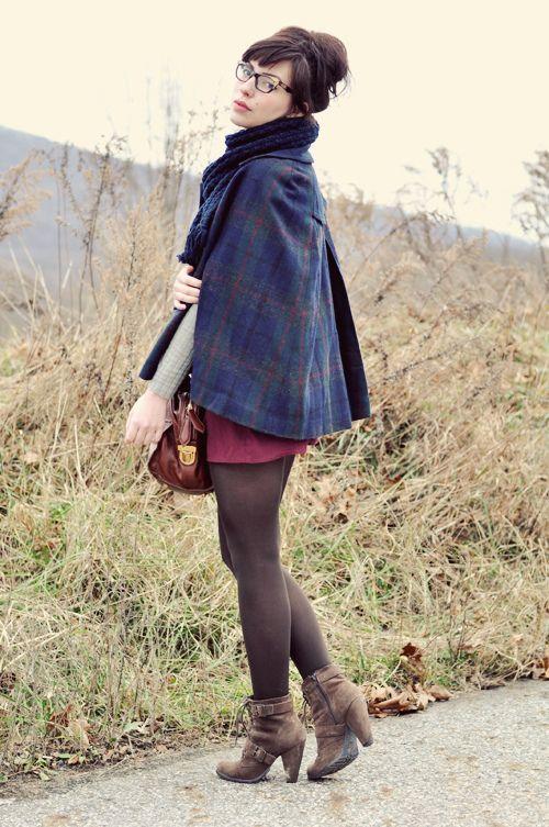 cape-let coat