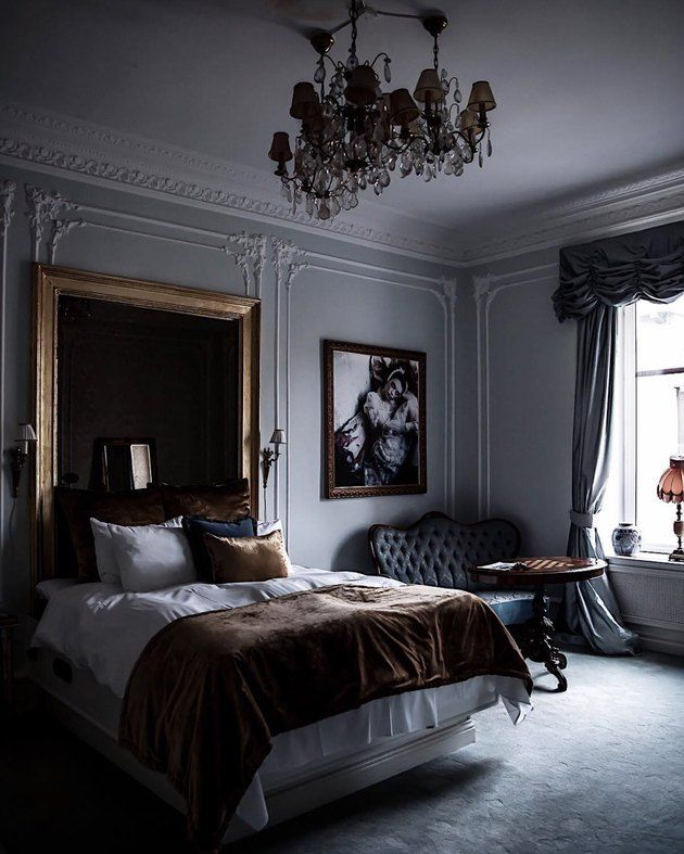 7 Victorian Bedrooms That Ll Make You Feel Like A Character In Wuthering Heights Hunker Modern Victorian Bedroom Luxurious Bedrooms Victorian Bedroom