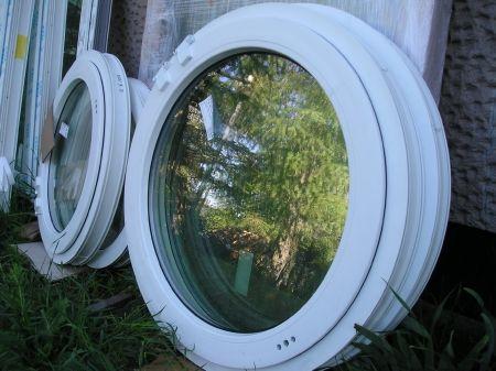 Rundfenster - runde Fenster jetzt ab 60 Rahmenaussenmaß | Fenster - Kosten .de