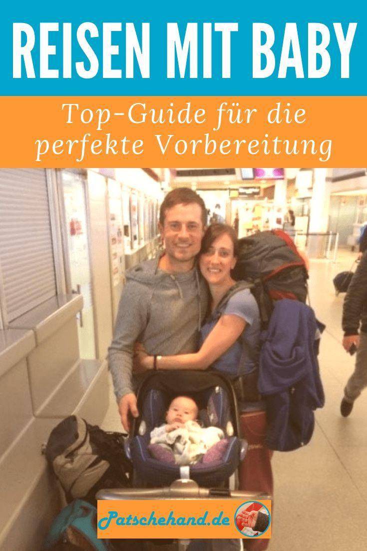 Top-Tipps für die perfekte Vorbereitung auf eine lange Reise mit Baby: Was ist …   – Kind