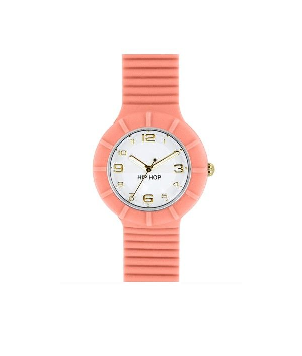 Orologio Hip Hop Numbers Fusion Coral 35 mm HWU0427