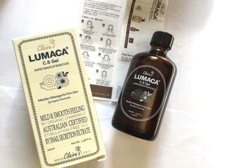 Lumaca C.S Gel Snail Make-up Remover Reinigungsgel - Luxusskincare-Shop f. hochwertige asiatische Kosmetik & Pflegeprodukte