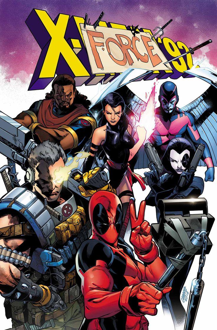 X-Men '92 cover - Buscar con Google