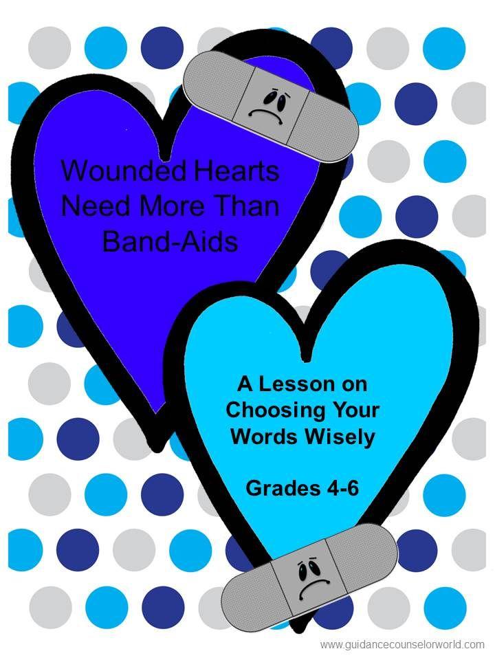 Guidance lesson on the effects of bullying, for Grades 4-6. Teach kids the effects of bullying are long-lasting and aren't easy to overcome. NEVER create another guidance lesson again with our aligned K-6 guidance lessons!  We've got more GUIDANCE LESSON Plans, all which are aligned for grades K-6! Each lesson plan has a Word doc for each grade level and a PDF that includes all interactive activities and printables. Bullying | Anti-bullying | Conflict Resolution | Elementary Guidance Lessons