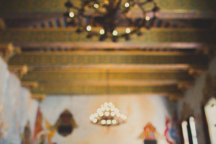 Pin for Later: Revel in This Lush, Coastal Wedding Celebration
