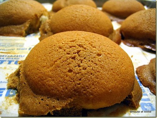 We had these in Korea.  We call them 'crack' buns because you become addicted to them quickly!  So good!