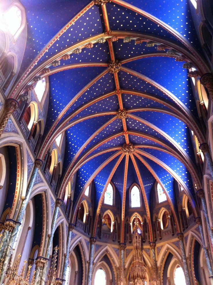 19 best images about cathedral ceilings on pinterest for Images of cathedral ceilings