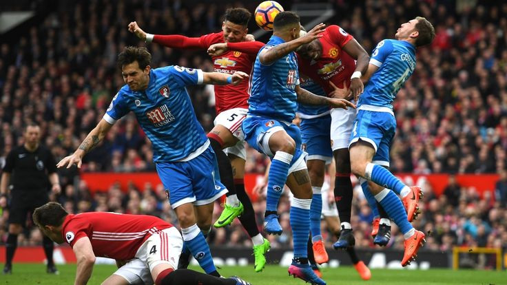 Manchester United 1 Bournemouth 1 - Official Manchester United Website