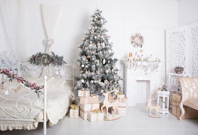 Horizontale Kerstversiering Voor Thuis Fotografie Achtergronden Kerst Achtergrond Foto Acht Winter Backdrops Christmas Photography Backdrops Christmas Backdrop