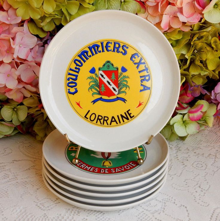 6 Beautiful Paris Porcelain Porcelaine De Paris France Plates ~ Cheese #PorcelaineDeParis  sc 1 st  Pinterest & 145 best Paris Porcelain images on Pinterest | China Porcelain and ...