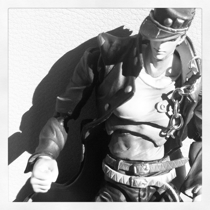 #JOJO #cool #JOJOs_BIZARRE_ADVENTURE #ジョジョの奇妙な冒険 #figure #フィギュア #comic #manga #ジャンプ #toyclub #toystagram #ジョジョ