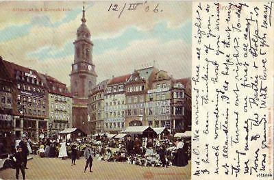 ALTMARKTMIT-KREUZKIRCHE-DRESDEN-GERMANY-1906