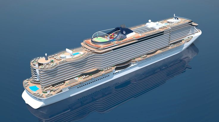 2017's hottest new #cruise ship.  ........................................................ Please save this pin... ........................................................... Because For Real Estate Investing... Visit Now!  http://www.OwnItLand.com