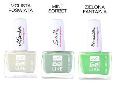 Polskie blogerki wyznaczają trendy i firmują własną linię lakierów do paznokci. Wybrane przez blogerki kolory znajdą się w wiosenno-letniej kolekcji Nail Obsession, przygotowanej przez markę WIBO. Opakowania kosmetyków z tej linii będą sygnowane adresem internetowym blogów. Każdy z lakierów Gel Like oraz kryształki Bijou Crystal to zabawa letnimi kolorami przy tworzeniu manicure.