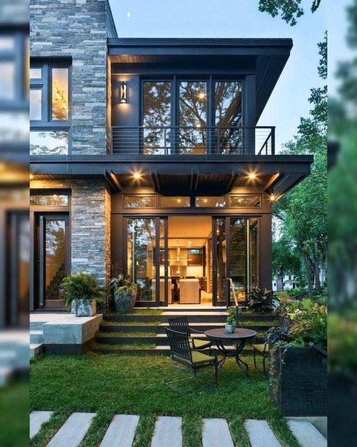 Casas Modernos 1000 House Designs Exterior Modern House Exterior Dream House Exterior