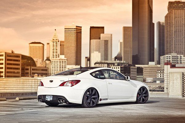 Hyundai Genesis Coupe R-Spec (2012) by Mad Panda