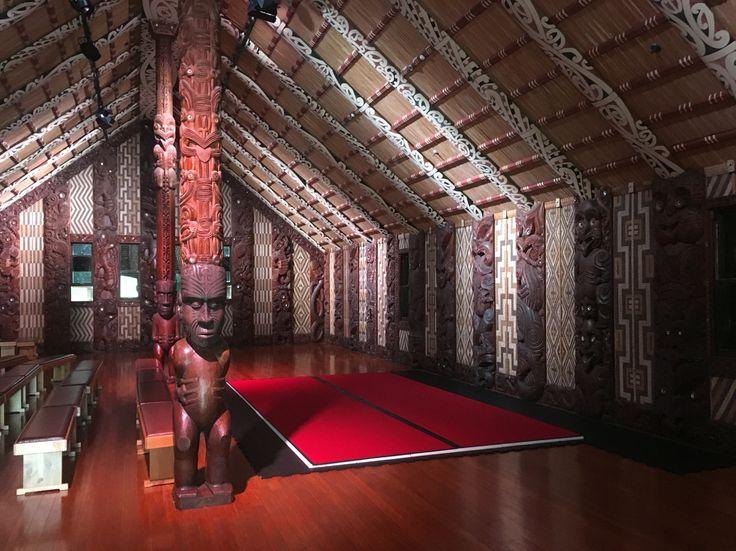 Wharenui at Waitangi Treaty grounds