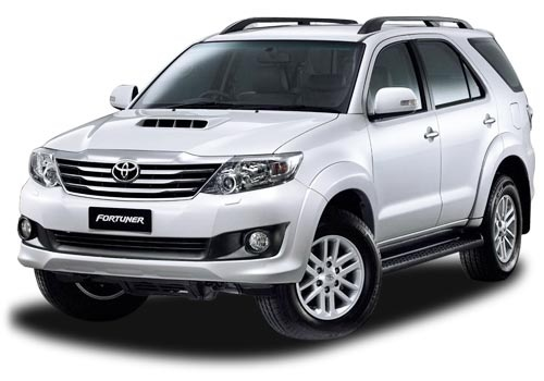 http://www.cardekho.com/carmodels/Toyota/Toyota_Fortuner  Toyota Fortuner is an impressive power machine with muscular body and its sporty looks can take anyone's fancy. Toyota Fortuner facelift was displayed at Indonesian Motor Show in 2011.