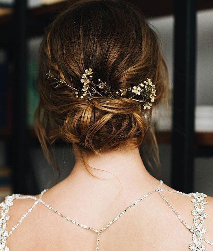 #hairstyle #bridalhair #пучок #loveanddiamond
