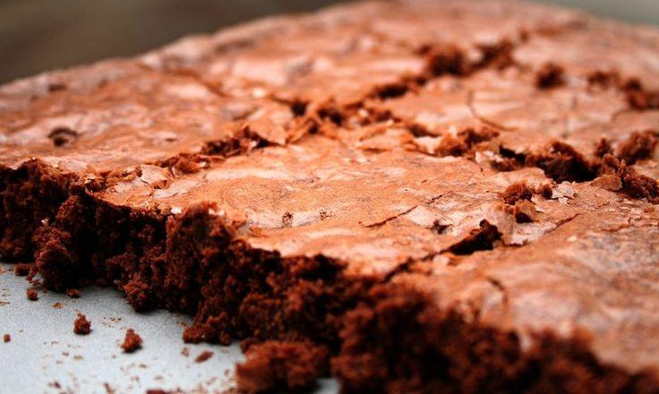 Paleo brownie zöldségből