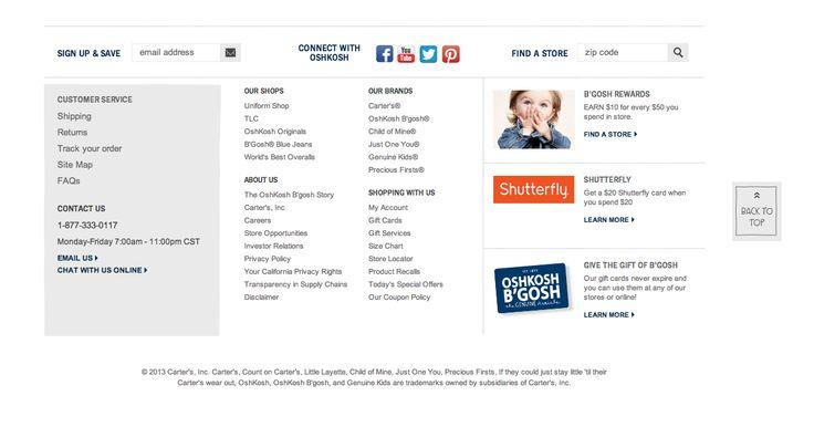 shutterfly footer | Shutterfly | Pinterest: pinterest.com/pin ...: xcombear.ru/shutterflycom