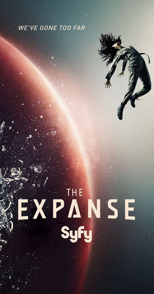 The Expanse — The crew of the Canterbury discover a derelict vessel which holds a secret that may be devastating to human existence.