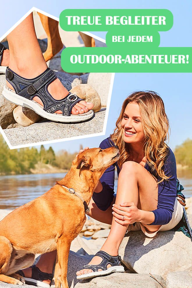 Rieker Damen Sandale Blau 67782 14 In 2020 Sandalen Sommerschuhe Outdoor Abenteuer