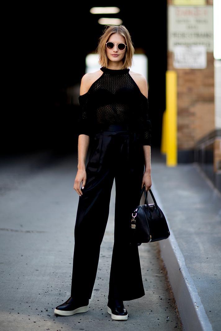 Die beste Street Style von der New York Fashion Week Frühjahr 2018 1