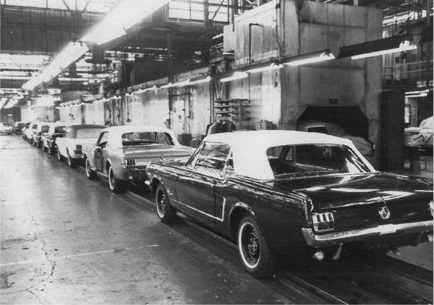 104 Best Only 1965 Mustangs Images On Pinterest