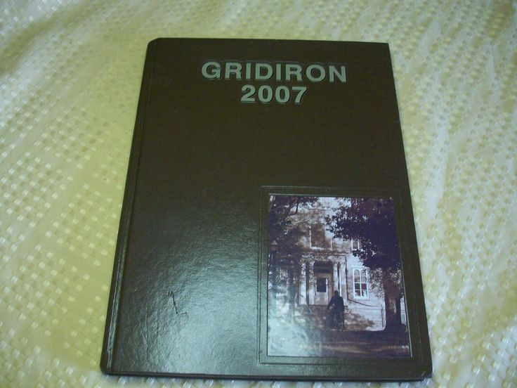 2007 St Lawrence University College Yearbook Gridiron BK39