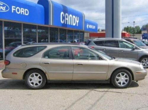 2003 Mercury Sable GS wagon for sale under $1000 in near Detroit, MI...!