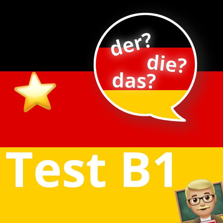Adjektive (B1) Learn german, German language, Language
