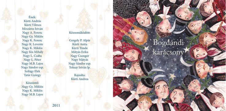 bogdándi karácsony | Kürti Andrea