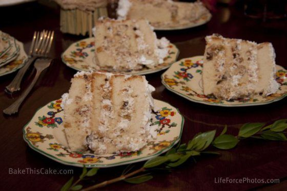 Lady Baltimore Cake Recipe Southern Living