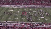 Video: OSU Marching Band Performs Their Hollywood Show