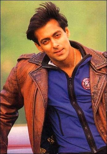Salman Khan - Who doesn't love a bad boy