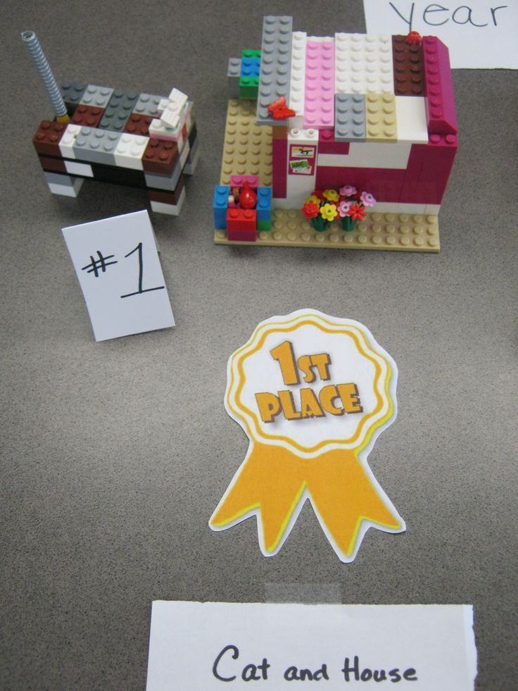 Ezrie Reimer 7-10 year olds 1st place winner!