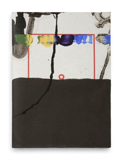 Arturo Herrera Untitled, 2014 Mixed media 8.125 x 5.75 x 0.25 inches 20.6 x 14.6 x .6 cm VIA MORE