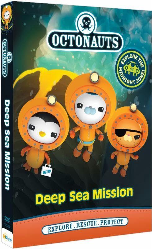 Glimpse: Deep Sea Mission! ~ GIVEAWAY!