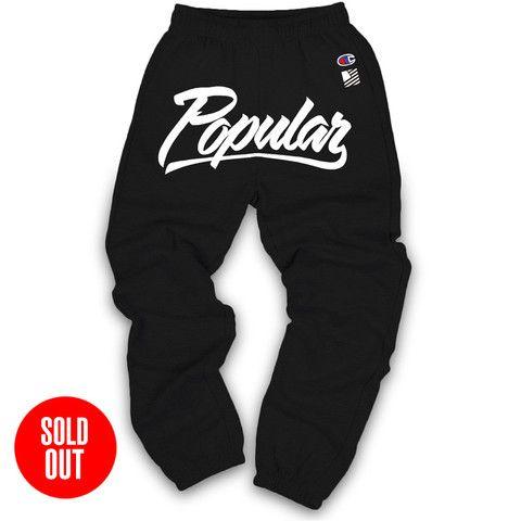 Classic Popular Sweats - Popular Demand