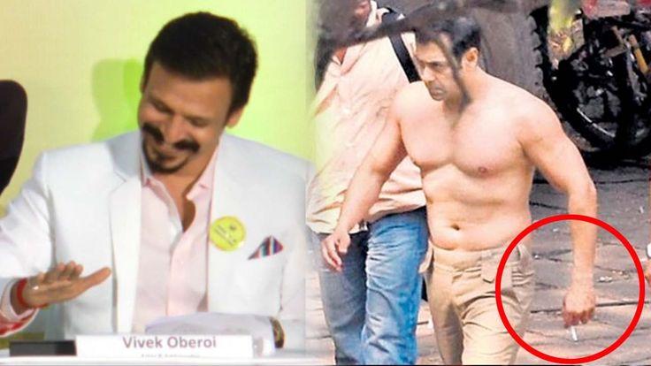 Watch: Vivek Oberoi's REACTION On Salman Khan's Smoking Habit