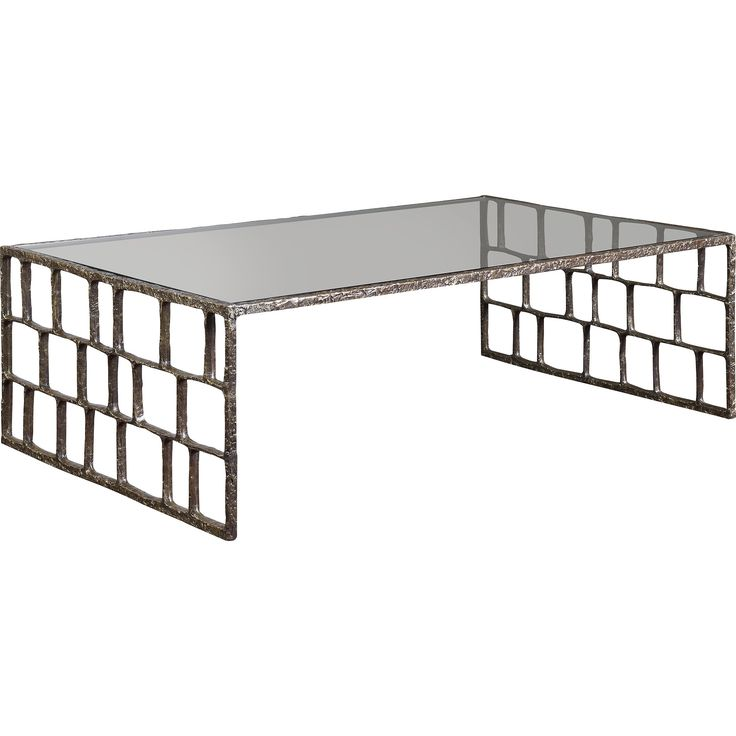 Link Cocktail Table | The Thomas Pheasant Collection | Baker Furniture
